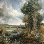Dedham Vale John Constable Daily Art
