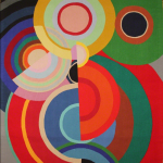 Delaunay Sonia Fine Arts Before Red
