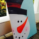 Delight Your Senses Canvas Painting Ideas Beginners Homesthetics
