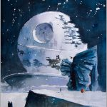 Design Stack Blog Art Architecture Paintings Star Wars
