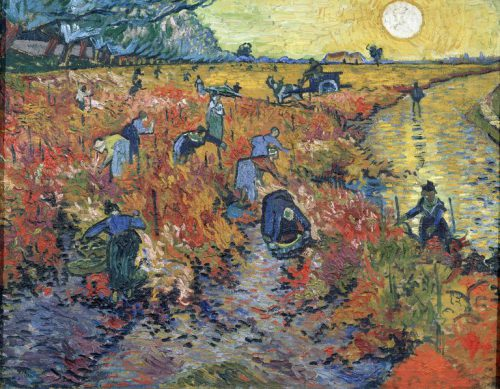 Did Van Gogh Sell Only One Painting During His