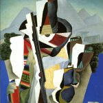 Diego Rivera Cubist Masterpiece Arrives Lacma Los Angeles