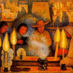 Diego Rivera Mexican Painter Hayang