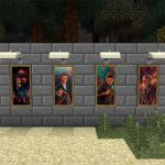 Doctor Bibliocraft Painting Pack Minecraft Texture Packs