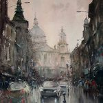 Dusan Djukaric Amazing Watercolor Painting Art Craft