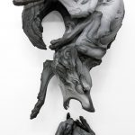 Dynamic Sculptures Animals Represent Human Psychological