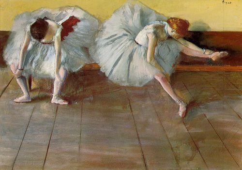 Edgar Degas Iii Oil Painting Reproductions