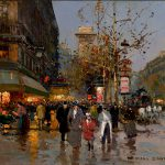 Edouard Leon Cortes One More Time