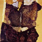 Egon Schiele Brother Painting Best Paintings