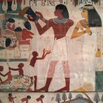Egyptian Wall Paintings New Kingdom Flickr