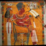 Egyptian Wall Paintings New Kingdom