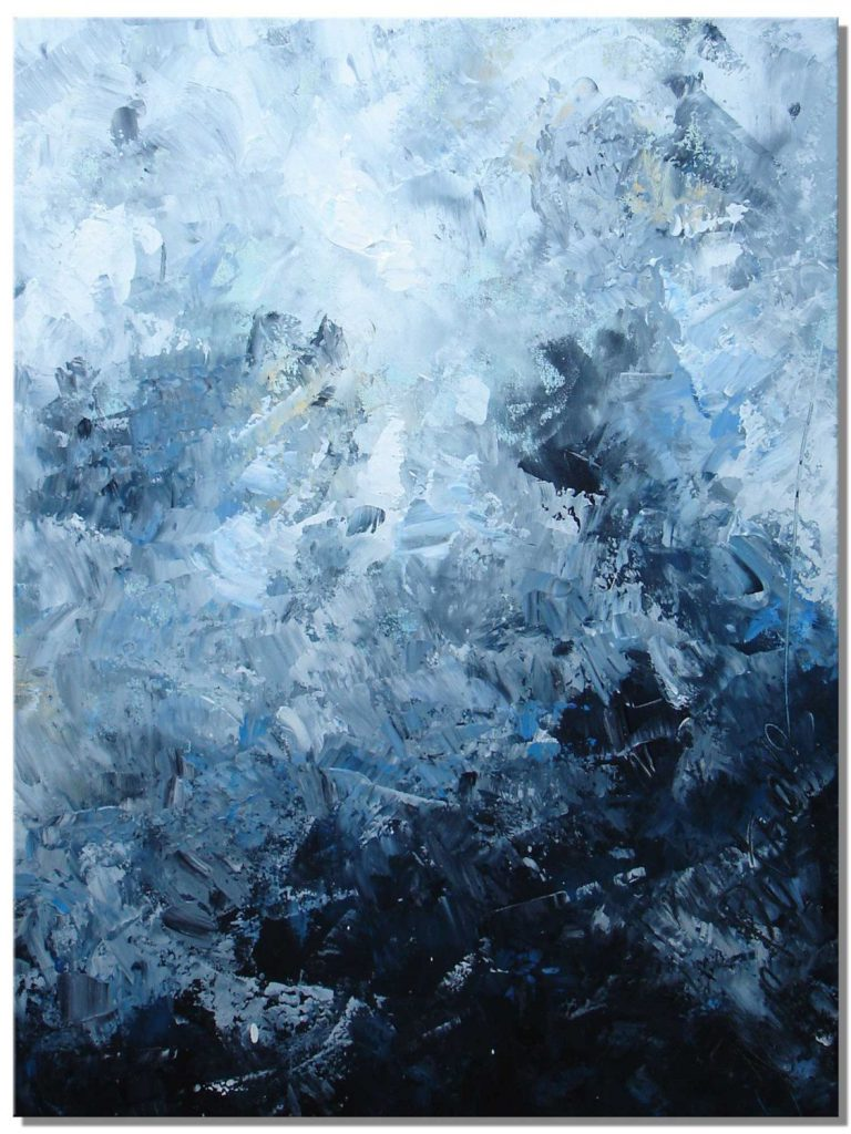 Elena Large Abstract Painting Original Textured Huge Contemporary