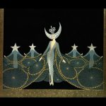 Erte Father Art Deco
