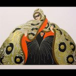 Erte Worth Our Art Experts Provide Certificates Authenticity Coa Email
