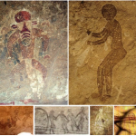 Evidence Ancient Alien Contact Three Mind Boggling Pieces Cave Art