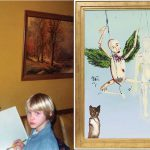 Exhibition Kurt Cobain Paintings Coming Our Way