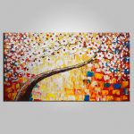 Extra Large Wall Art Oil Painting Canvas