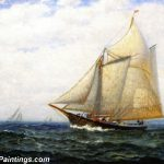 Famous Boat Painting New York