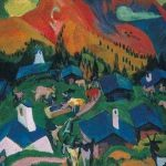 Famous Ernst Ludwig Kirchner Paintings List