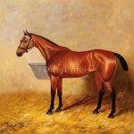 Famous Horse Prints Paintings Wall Art Brown Realistic Painting