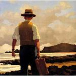 Famous Jack Vettriano Paintings Art