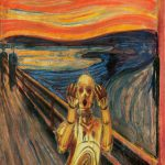 Famous Paintings Reimagined Star Wars Elements Bored