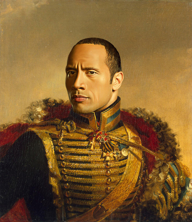 Famous People Neoclassical Paintings