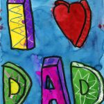 Father Day Art Projects