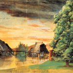 Favourite Paintings Albrecht Rer Willow Mill After Eclectic