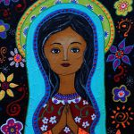 Folk Art Mexican Our Lady Guadalupe Nuestra