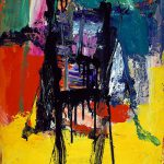 Franz Kline Abstract