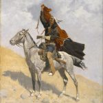 Frederic Remington Blanket Signal Google Art Project Wikimedia