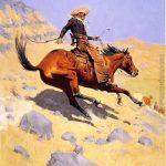 Frederic Remington Paintings Sale