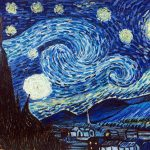 Fun Interesting Facts Starry Night Painting