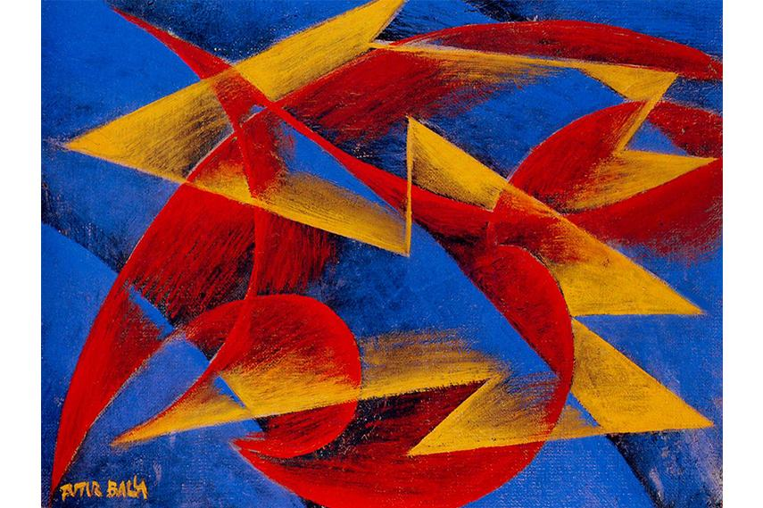 Futurism Art Different Kind Vision Our Today