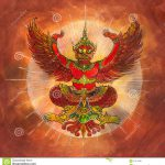 Garuda Thai Mythology Eagle Bird