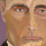 George Bush Finally Reveals His Paintings Not Great Artist