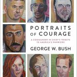 George Bush Publishing Book His Paintings Business