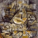 Georges Braque Bougeoir Candlestick Painting Print