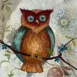 Gorgeous Owl Paintings