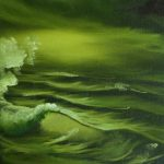 Green Sea Painting Lesson