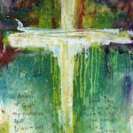Guardian Angel Prayer Painting Fine Art Print Lent