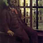 Gustave Courbet Self Portrait Painting Best Paintings