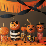 Halloween Art Ideas Children