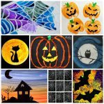 Halloween Art Projects Kids Love Rhythms
