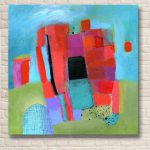 Handmade Hot New Colorful Simple Famous Abstract Paintings Home