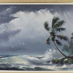 Harold Newton Florida Highwaymen Seascape
