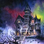 Haunted House Painting Ken
