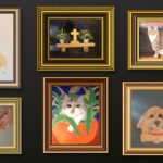 Have Six New Amazing Paintings George