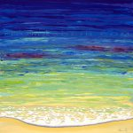 Hawaii Abstract Paintings Artist Thomas